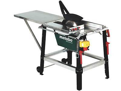 Metabo TKHS315M  240v 2500w Site Table saw with 24T TCT Blade