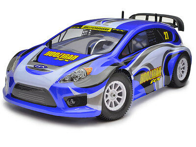 FTX Hooligan RX Brushed 1/10th Scale 4wd RTR Rally Car #FTX5531