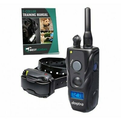 Dogtra 1/2 Mile Dog Remote Trainer