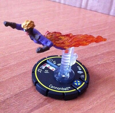 HeroClix Armor Wars #043  CANNONBALL  Rookie MARVEL