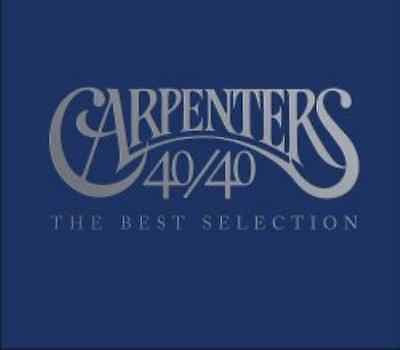 The Carpenters-40/40  CD NEW