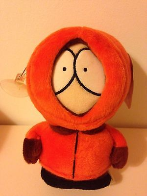 Kenny South Park stuffed toy for hanging from window collectable Christmas gift?