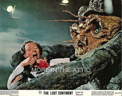 Boobies Babes And Beasties In The Lost Continent Orig Hammer Horror #2