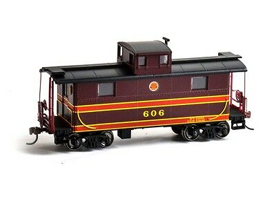 Athearn Roundhouse RND76822 HO Scale Eastern Caboose CGW #609 Rolling Stock
