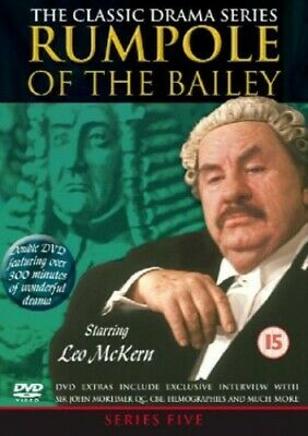 Rumpole Of The Bailey: Series 5 [DVD] [1978] - DVD  CUVG The Cheap Fast Free