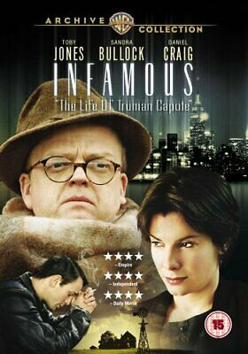 Infamous [DVD] [2006] - DVD  ZGVG The Cheap Fast Free Post