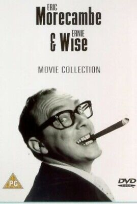 Eric Morecambe & Ernie Wise Movie Collection [DVD] [1965] - DVD  GWVG The Cheap