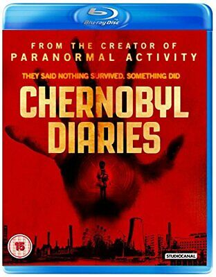 Chernobyl Diaries [Blu-ray] - DVD  8SVG The Cheap Fast Free Post