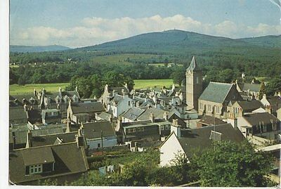 General View of Banchory 1982 Postcard 0699