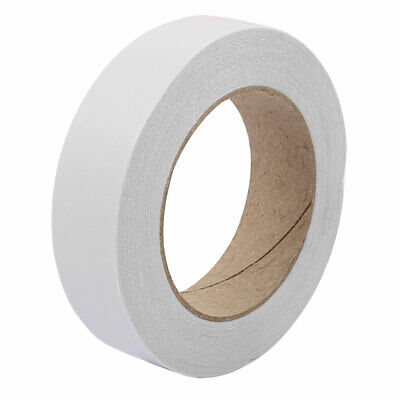 30mm Width White Strong Double-sided Duct Tape Waterproof No Trace 20M Length