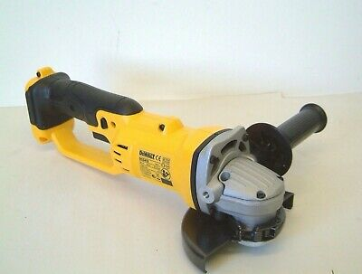 DeWALT DCG412N 18v XR 125mm MINI-GRINDER NAKED NEW