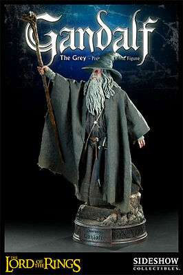 Sideshow LOTR Gandalf the grey Premium Format Statue exclusive Version !!!