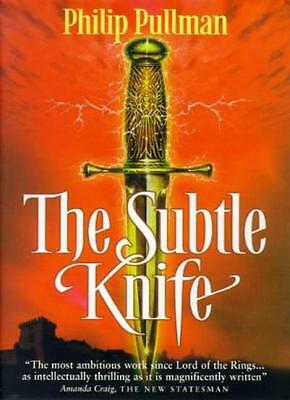 The Subtle Knife (His Dark Materials)-Philip Pullman, 9780590112895
