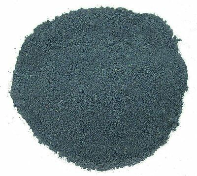 1/2 Ounce Africa Congo Azurite Craft Inlay Sand Painting Craft Powder 2mm & Less