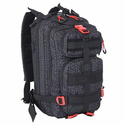 Hot Tuna Charge Back Pack Travel Luggage Everyday Casual Bag Accessories