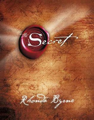 The Secret by Rhonda Byrne (English) Hardcover Book Free Shipping!