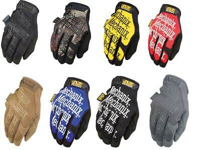Mechanix Wear Original Glove Outdoor Jagd KSK BW Tactical Arbeit Handschuhe