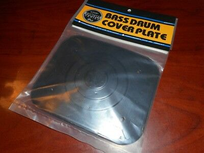 NEW - PDP Bass Drum Mount Cover Plate - BLACK, #PDAXBDMPLATE-BL