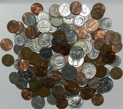 U.s.a. - Lot Of 200 + Coins