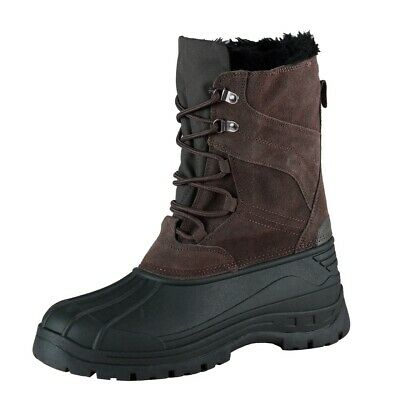 Trekk Star Men Canadian Boots, Winter, Boots, Snow, Thermo, New Brown