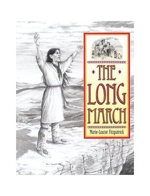 The Long March by Fitzpatrick, Marie-Louise Hardback Book The Cheap Fast Free