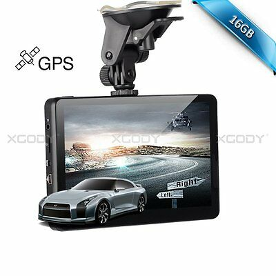 7''Inch 16GB Android with Lifetime AU and Europe  Map Updates Truck GPS SAT NAV