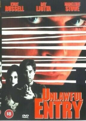 Unlawful Entry [DVD] [1992] - DVD  HDVG The Cheap Fast Free Post