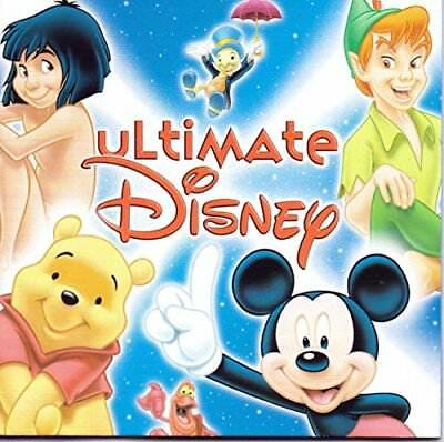 Various Artists - Ultimate Disney - Various Artists CD MMVG The Cheap Fast Free