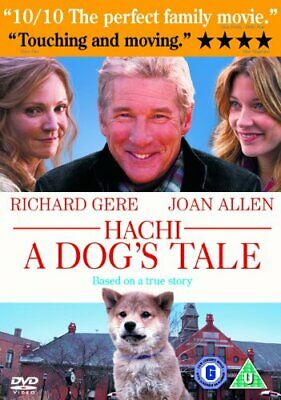 Hachi - A Dog's Tale [DVD] - DVD  U6VG The Cheap Fast Free Post