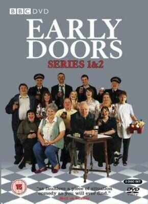 Early Doors: Series 1 & 2 [DVD] [2003/2004] - DVD  VOVG The Cheap Fast Free Post