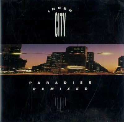 Inner City - Paradise (Remixed) - Inner City CD RVVG The Cheap Fast Free Post