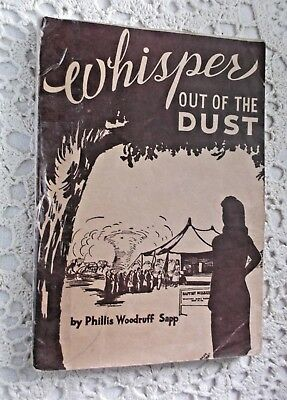 1951  Southern Baptist Mission  - Whisper Out Of The Dust -  Negro Schools