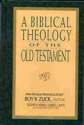 A Biblical Theology of the Old Testament by Hardcover Book (English)