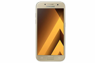 "Samsung Galaxy A3 A320F 2017 16Gb Oro Gold 4,7"" 4G Lte Octa Core No Brand New"