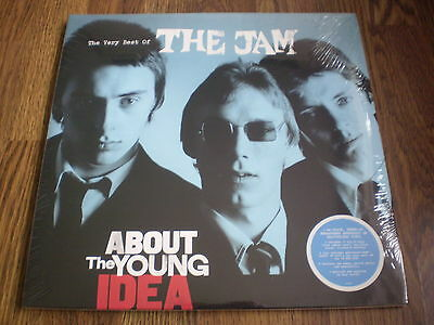 THE JAM - ABOUT THE YOUNG IDEA THE VERY BEST OF THE JAM NEW 3 x LP SEALED