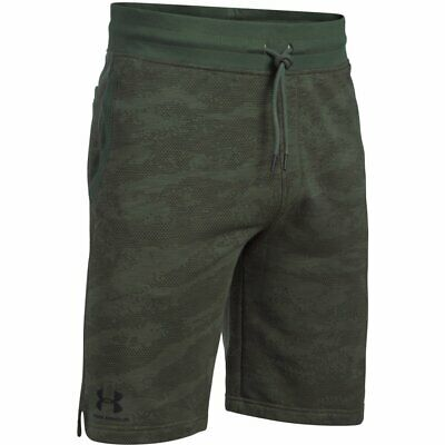 Under Armour SS Camo Fleece Short Fitness Herren Sporthose Shorts 1294925