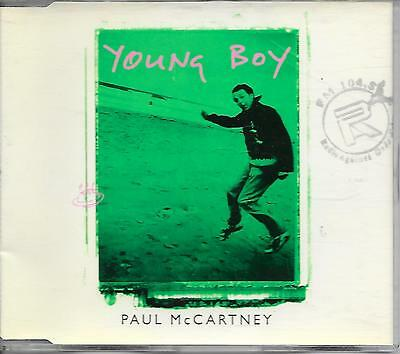 PAUL McCARTNEY - Young boy CD SINGLE 3TR Holland 1997 (PARLOPHONE)