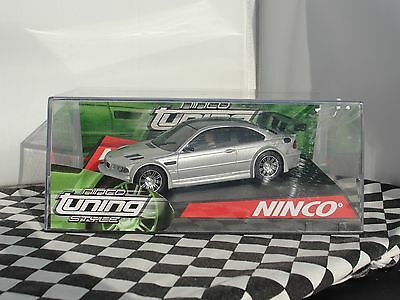 Ninco Bmw  Silver/black  1:32 New Old Stock Boxed