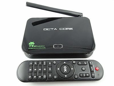 YUNTAB Z4 Smart TV Box Android 5.1 Octa Core Tv Box Android,1,5 GHz,2GB,16 GB