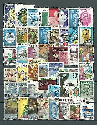 Philippines, Used, 48 Various