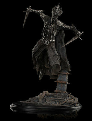 Weta Hobbit Statue 1/6 The Witch King at Dol Guldur 43 cm Schlacht der 5 Heere