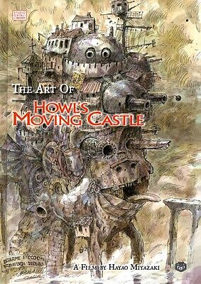 The Art of Howl's Moving Castle (Studio Ghibli Library) (Hardcove. 9781421500492
