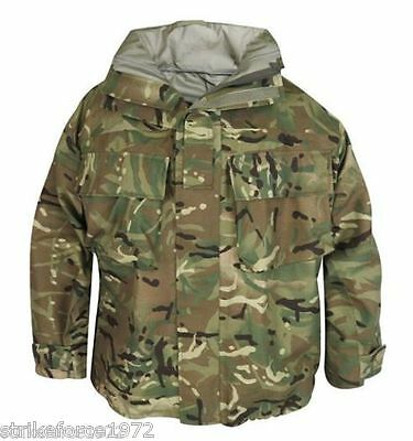 NEW British Army MTP Multicam Goretex Waterproof Jacket - Size 190/120 - X LARGE