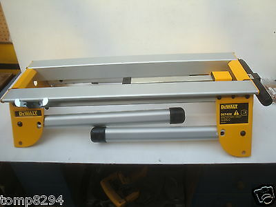 Clearance Line Dewalt Mainframe + Legs For De7400 Rolling Stand