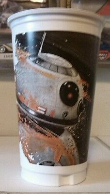 STAR WARS THE FORCE AWAKENS BB-8 #6 OF 6,New Subway CUP,Limited Edition!