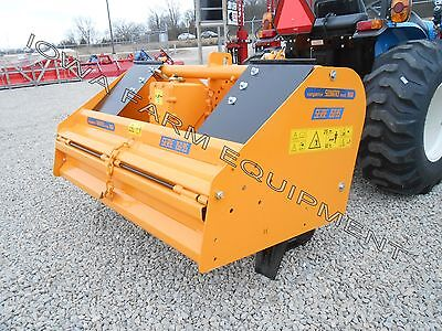 "Spading Machine, Spader, 3-Point Spader: Selvatici 65"", 14"" Depth,3-Speed G-Box!"