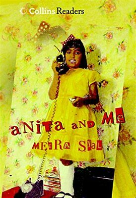 Collins Readers - Anita and Me by Syal, Meera Hardback Book The Cheap Fast Free