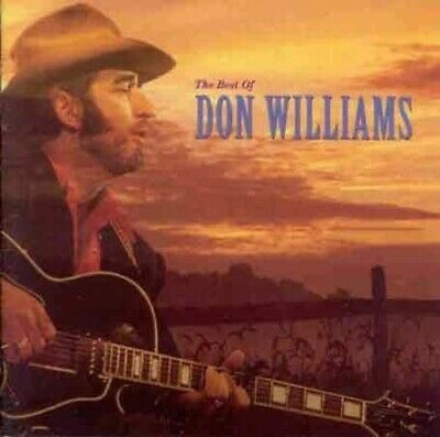 Don Williams - The Best Of - Don Williams CD 8UVG The Cheap Fast Free Post The