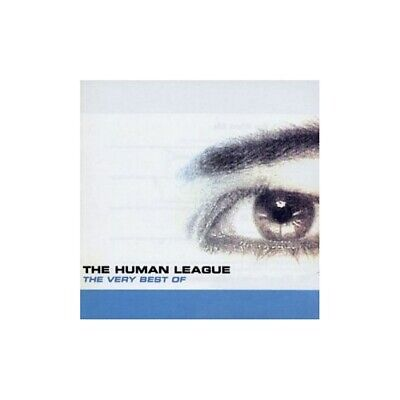 The Very Best Of The Human League -  CD 5EVG The Cheap Fast Free Post The Cheap