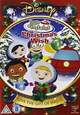 Little Einsteins - A Christmas Wish [DVD] - DVD  8EVG The Cheap Fast Free Post